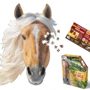 Horse-life size puzzle
