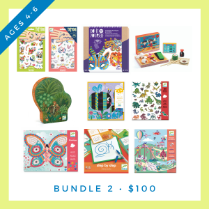 Joy Box for Ages 4-6