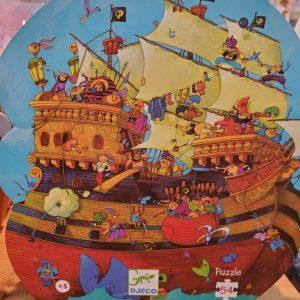 Barbarossa Boat Puzzle